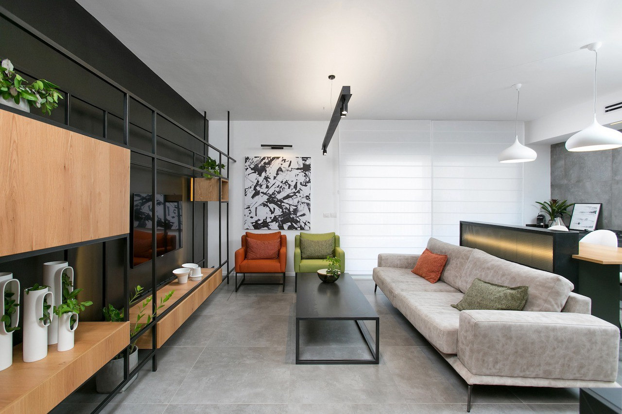 120 Urban chic square meters